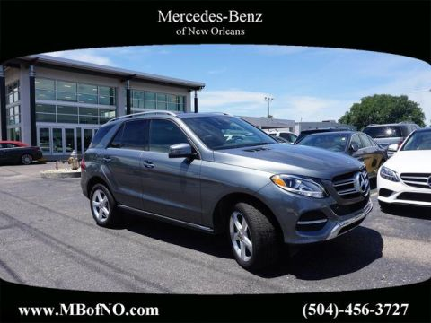 Certified Pre-Owned 2018 Mercedes-Benz GLE GLE 350