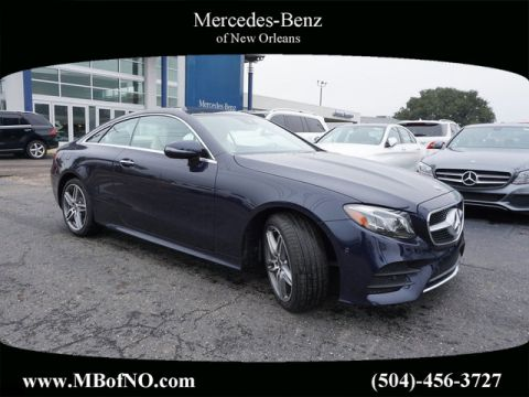 new e-class coupe in metairie | mercedes-benz of new orleans in metairie