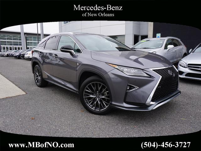 Pre-Owned 2018 Lexus RX RX 350 F Sport