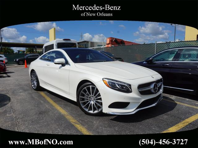 Pre-Owned 2016 Mercedes-Benz S-Class S 550 Sport