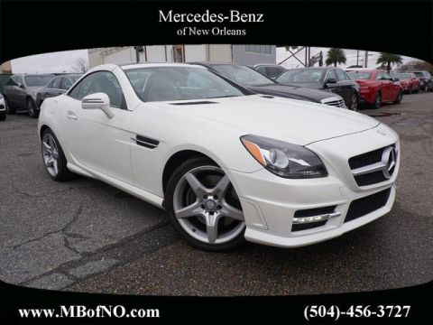 Pre-Owned 2016 Mercedes-Benz SLK SLK 300 Sport