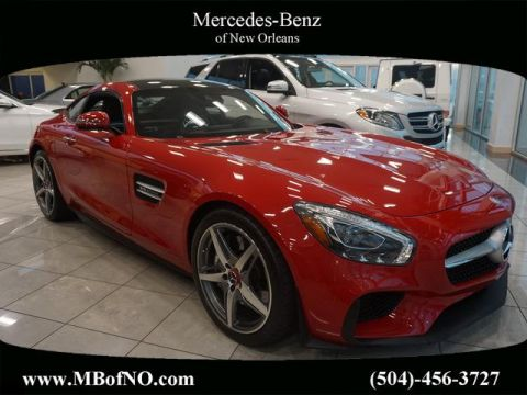 Pre-Owned 2017 Mercedes-Benz GT AMG® GT